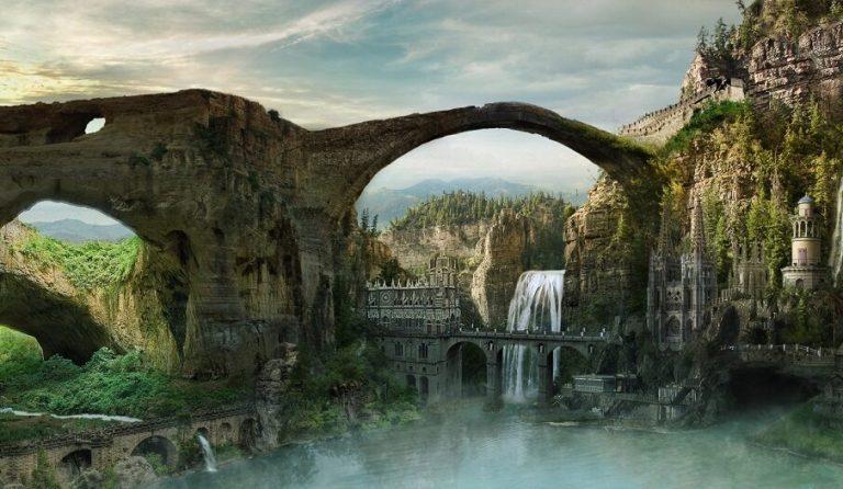 Дварка – изгубеният град построен от бог