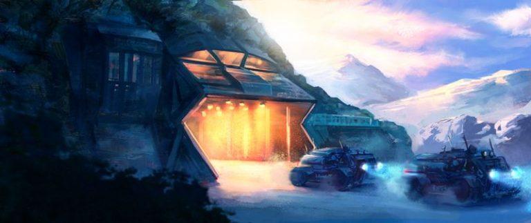 Секретни Тайни бази, които са под земята и под водата