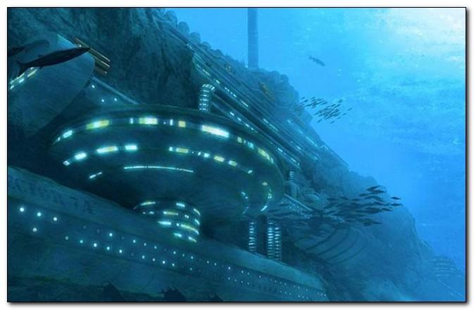 Тайни скривалища на Световния елит в Океана