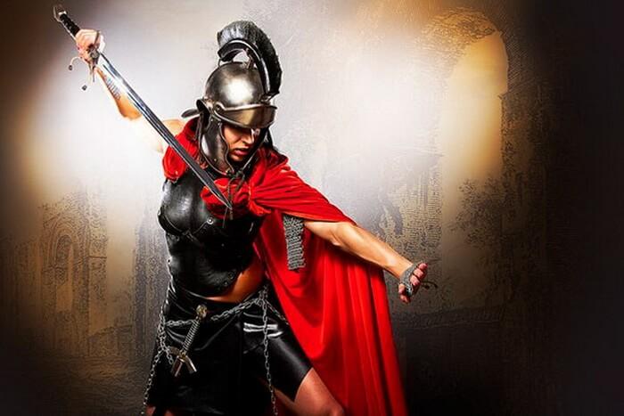 Окървавените жени – Жените гладиатори