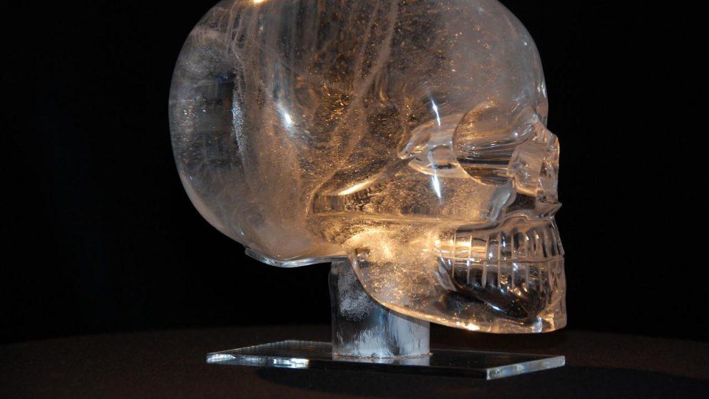 Каква е целта на кристалните черепи?