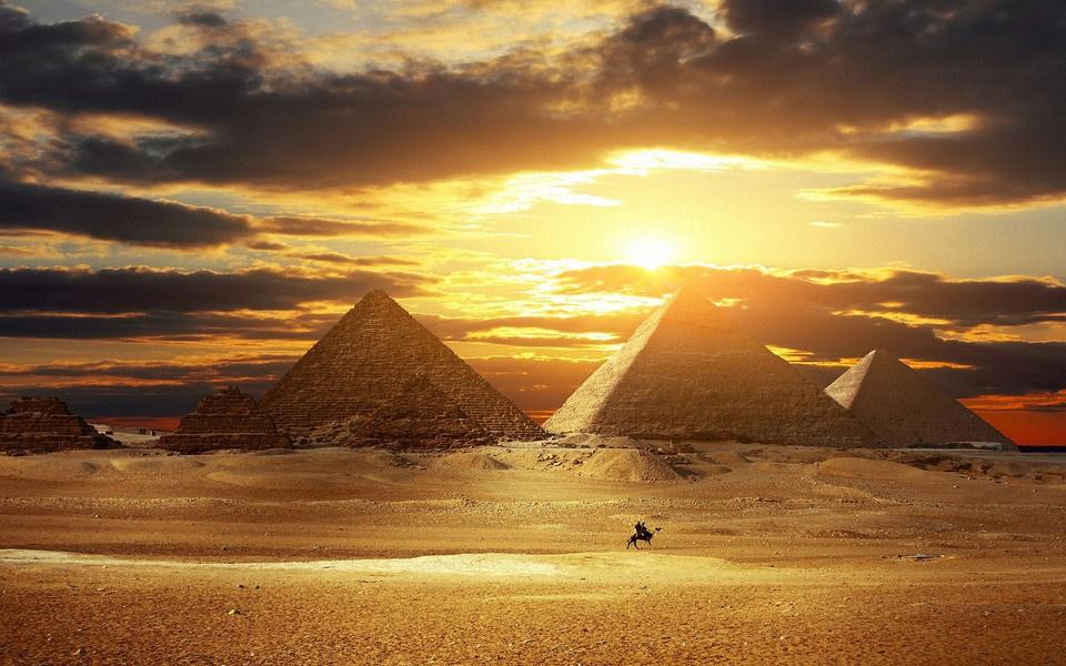 Пирамидите - съхранение на знания на други цивилизации