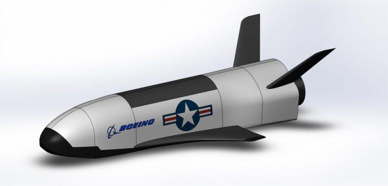 Тайният космически самолет Х-37В