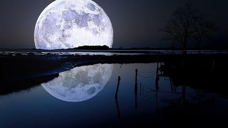 Енергията на Луната и Космоса