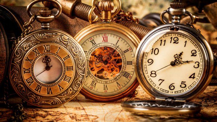 Кой е изобретил измерването на времето?