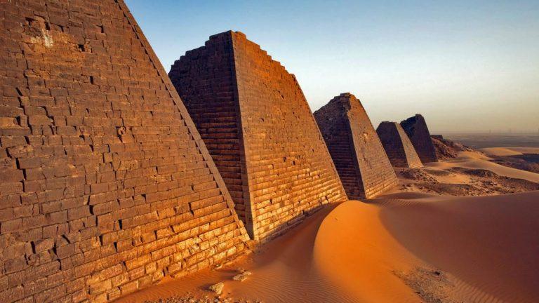 Загадъчната цивилизация на Мерое